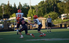 Huskie football prepares for season opener against Benet