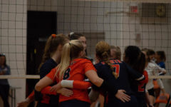 Photoslider: Naperville North Girls volleyball loses to Naperville Central in Crosstown