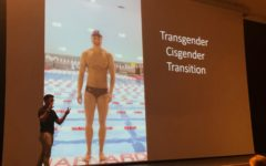 Schuyler Bailar speaks to NNHS on being a transgender swimmer at Harvard