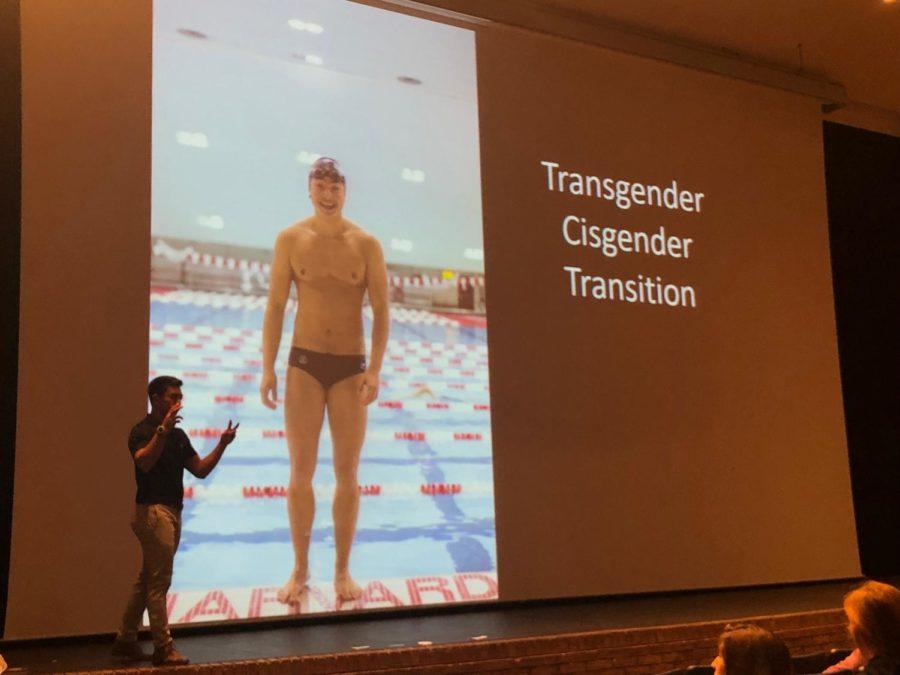 Schuyler+Bailar+speaks+to+NNHS+on+being+a+transgender+swimmer+at+Harvard