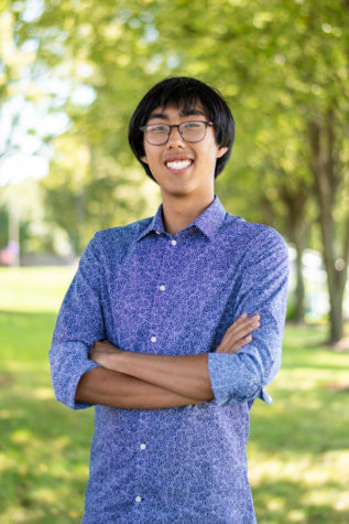 Photo of Nicholas Chen