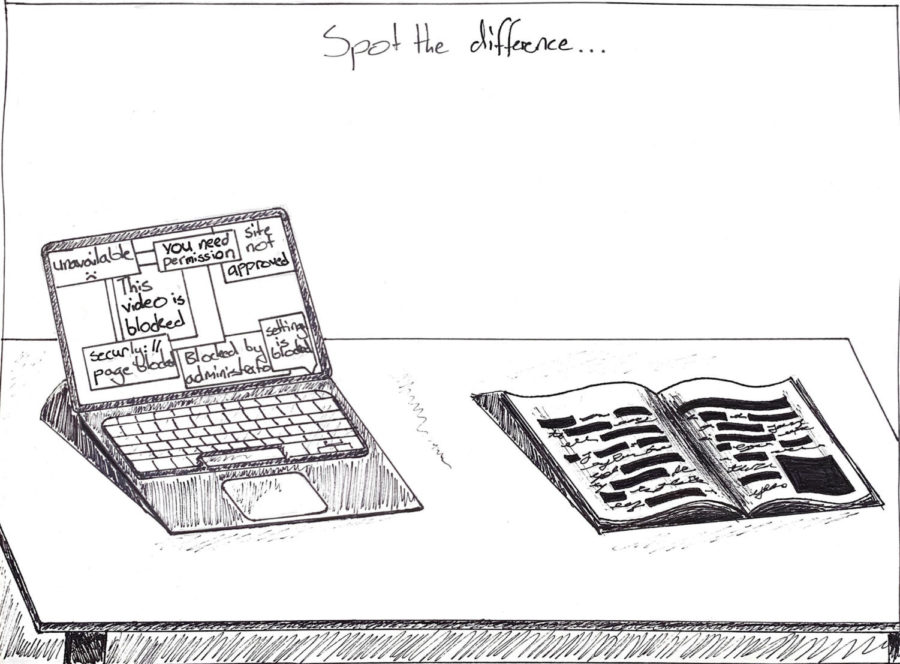 Cartoon: Spot the difference