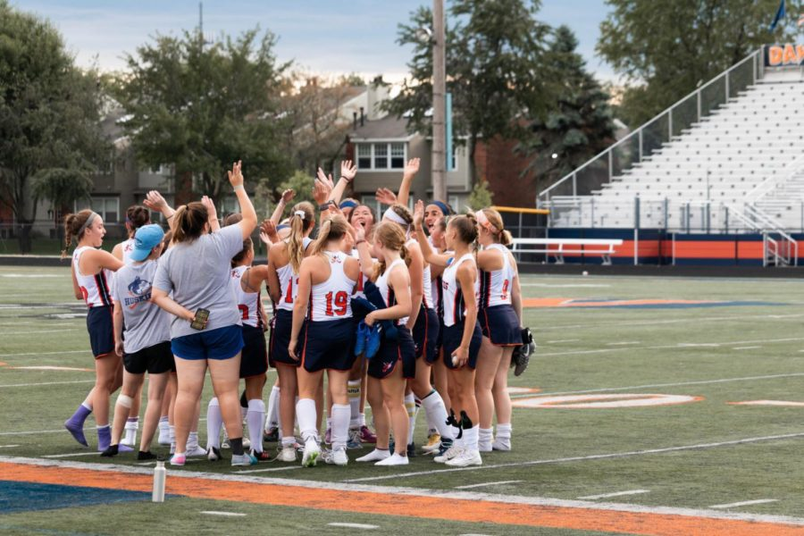 Small but Mighty: Field Hockey and the Future