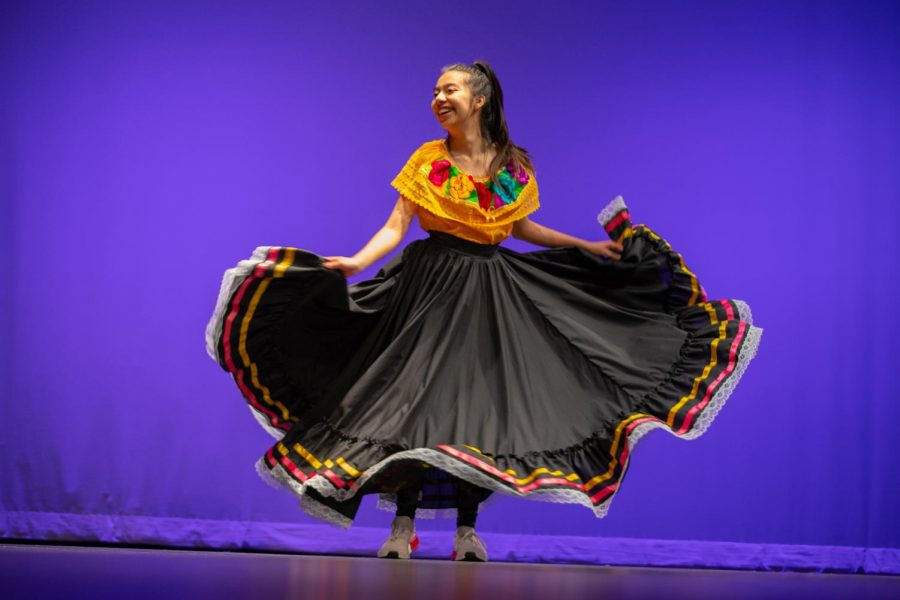 North showcases heritage and culture with multicultural show