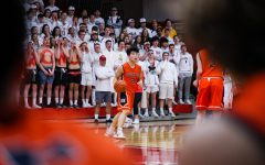 Huskie boys basketball ends season in IHSA Regional final against Naperville Central
