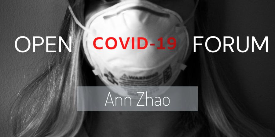 COVID-19 Open Forum: Ann Zhao