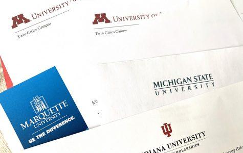COVID-19 impacts seniors' college decisions