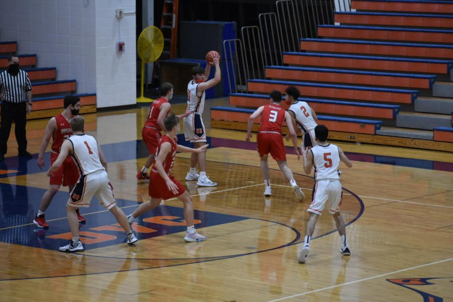 Naperville North picks up huge win against rival Naperville Central