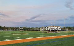 Boys lacrosse falls short in tough game against Benet Academy