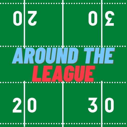 Podcast: Around the League Week Three