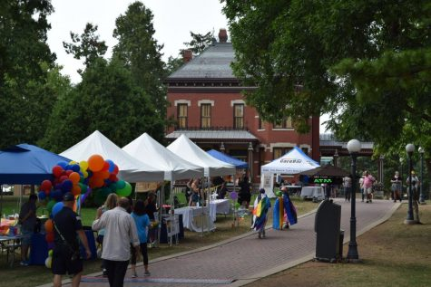 Naperville hosts its inaugural Naper Pride Fest