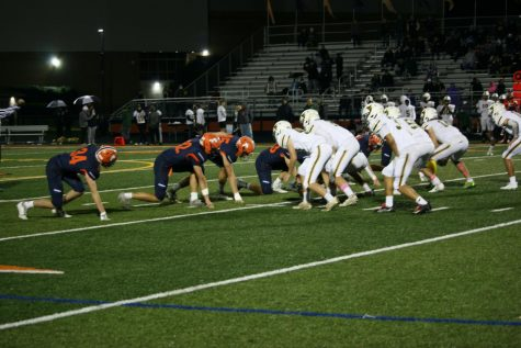 Huskie football heads to playoffs after homecoming game win